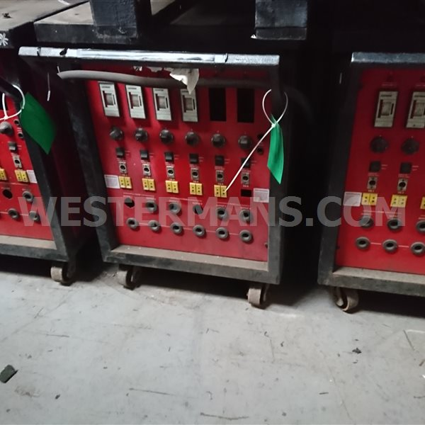 Stork Cooperheat 6 Way 50 kva Pre Heating Welding Unit PWHT