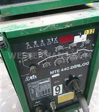 Migatronic MTE 440 AC DC Squarewave TIG Welder