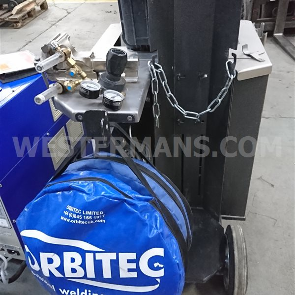 Orbitec Tigtronic 205 with 1 or 2  Weld heads various controls from 6000GBP