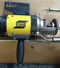 ESAB POB/POC Tube to sheet welding head