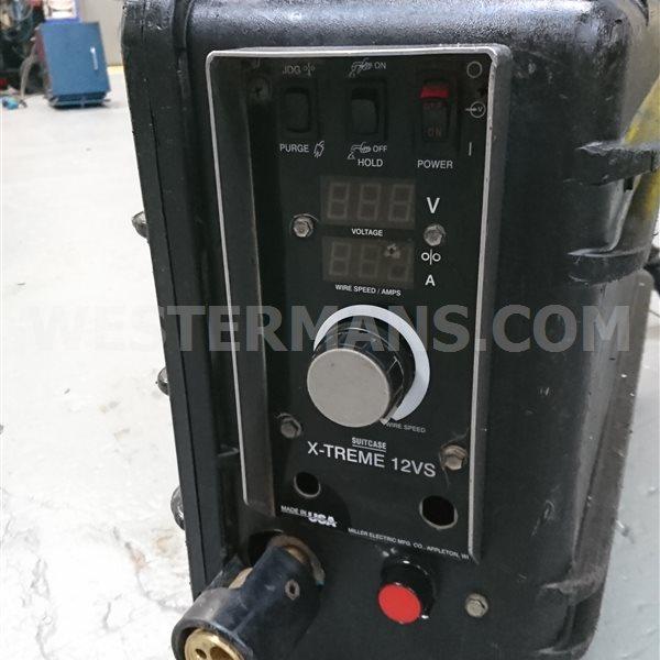 Miller 12vs to suit diesel welder