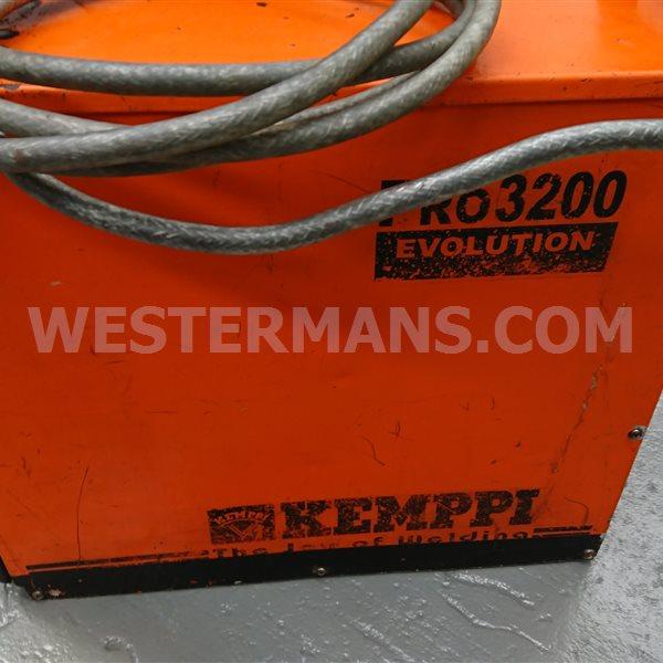 Kemppi Pro Evolution 3200  multi-purpose power source for mma tig or mig
