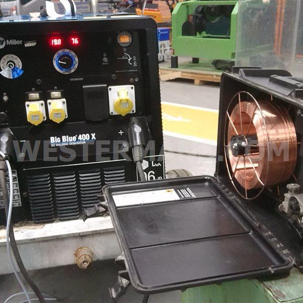 Miller 12vs Wire Feeder to Suit Diesel Welder