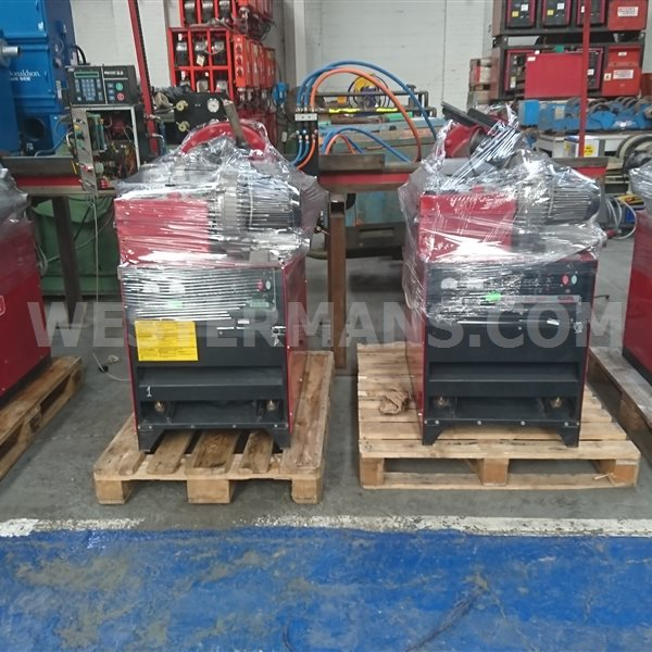 Lincoln NA3s Sub Arc Welding Heads Controls