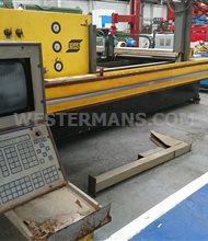 ESAB Suprarex SXE-P5000 gas Cutting System