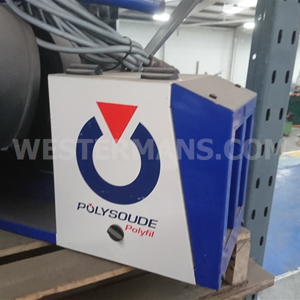 Polysoude cold wire feed unit orbital