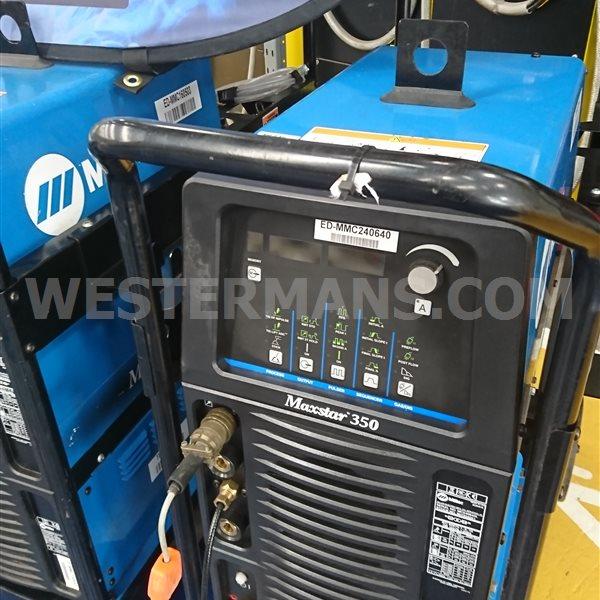 Miller Maxstar 350 TIG welder