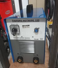 Tec-Arc Hot Wire power source