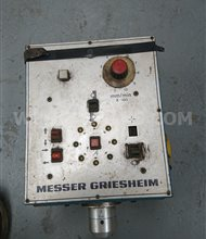 Messer MG scanner magic eye for profile cutter