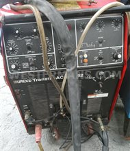 Murex 252 AC/DC TIG Welder   Gas Cooled
