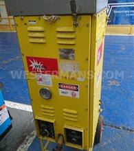 Flux Hopper Oven PFO-100-AB