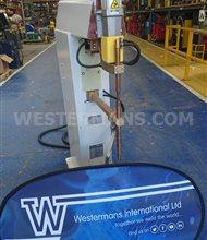 Tecna 50KVA Linear action spot welder type 4668