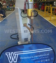Tecna 50KVA Linear action spot welder type 4668