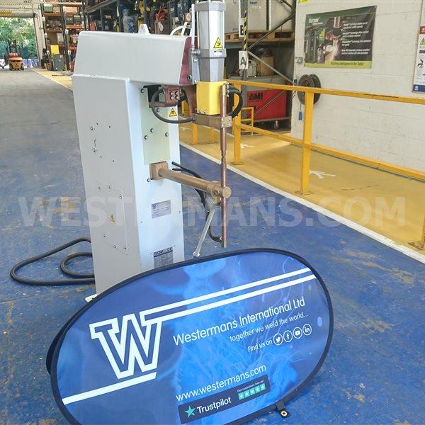 Tecna 50KVA Linear action spot welder