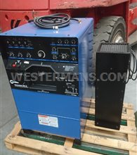 Miller Syncrowave 350 LX AC/DC TIG Welder, Water Cooled Package