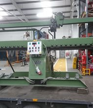 Bode 2-HSW 1100/900 double ended Longitudinal Seam Welder