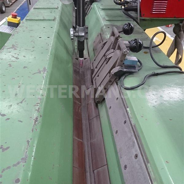 Bode 2-HSW 1100/900 double ended Longitudinal Seam Welder