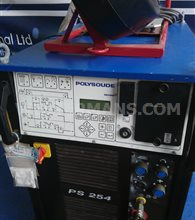 Polysoude Autotig 254 Orbital Welder with open head up to 28mm