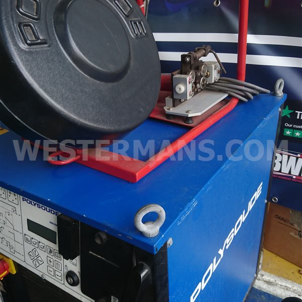 Polysoude Autotig 254 Orbital Welder & open head up to 28mm