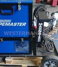 Magnatech Pipemaster with Orbital D-Weld Head