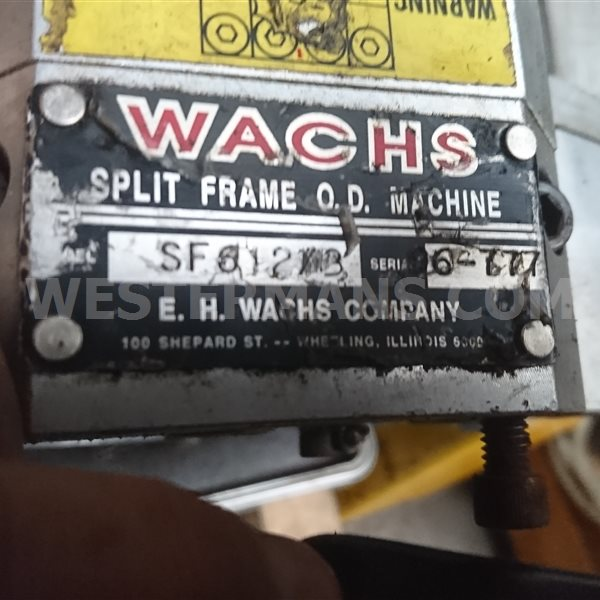 Wachs sf 612/3 1016/2 206/2 Pipe Prep offers invited