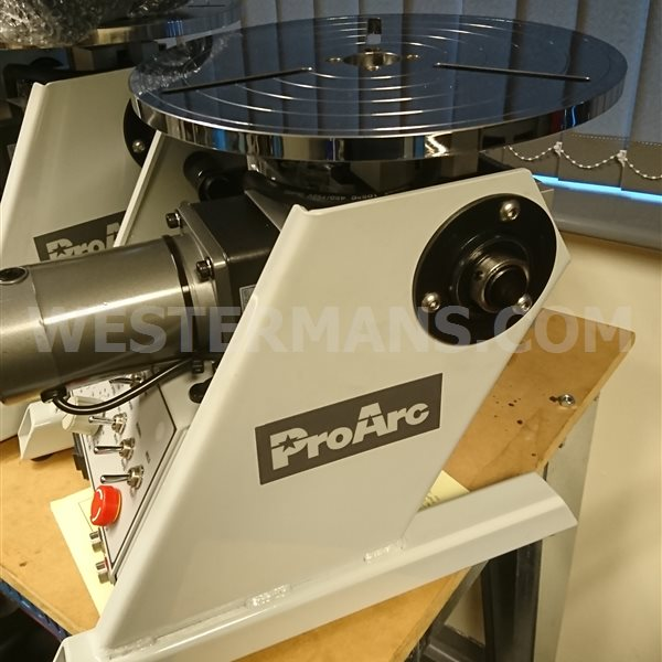 ProArc 100kg Bench Welding Positioner (Not made in China)