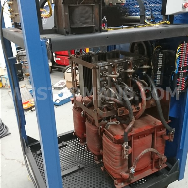 Lincoln DR 1600/1400 DC Power Source Refurbishment Service rebuilt
