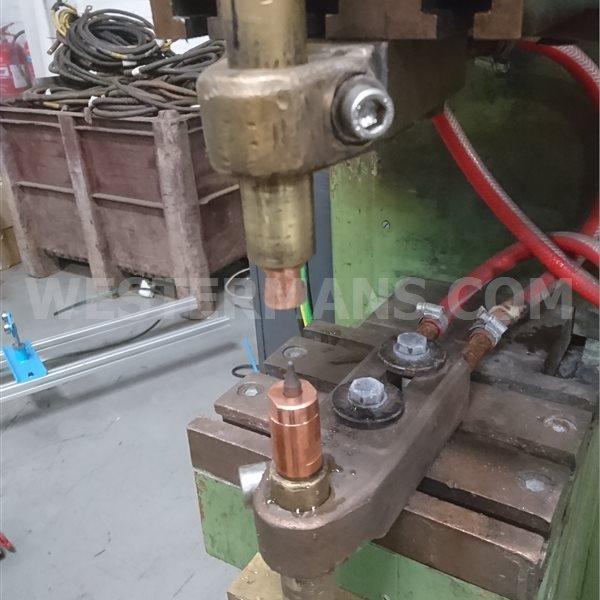 Sciaky PA40 Spot Welding Machine nut welder