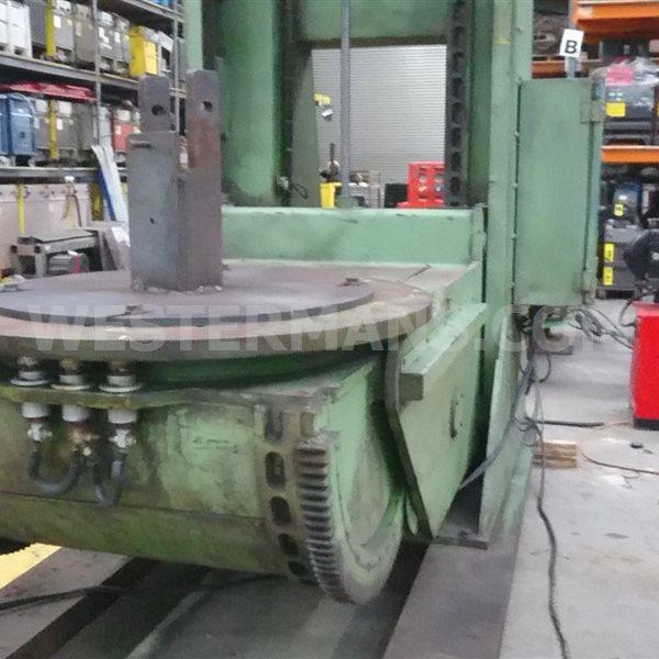 Lambert Jouty P10 1000 kg Weld Positioner