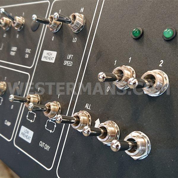 ProArc CNC Hypertherm Plasma & Gas Cutting Machine - EX-Demo