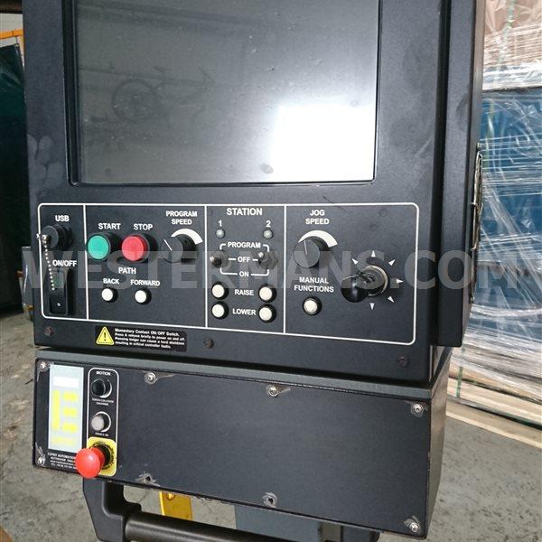 Esprit Lightning HD 2000 CNC Plasma Cutting Machine with Hypertherm 260XD HyPerformance