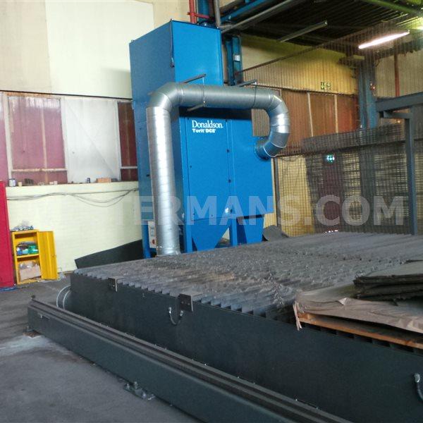 ESPRIT VIPER 4M CNC PLASMA WITH EDGE PRO CONTROLS