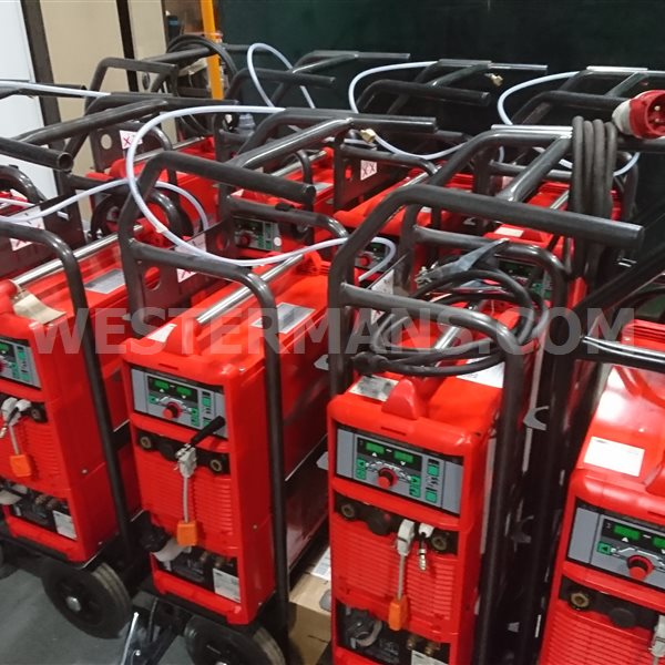 Fronius Magicwave 3000 AC/DC TIG Welder Water  Cooled