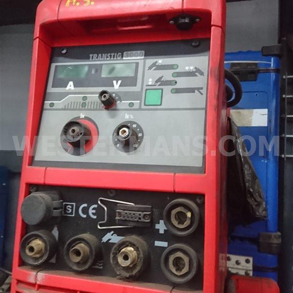 Fronius Transtig 3000/2600 Gas Cooled DC TIG Welding Machine