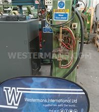 Sciaky PA40 Spot Welding Machine nut welder