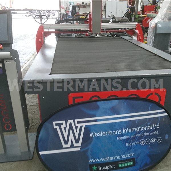 Techserv 840 PLASMA TABLE