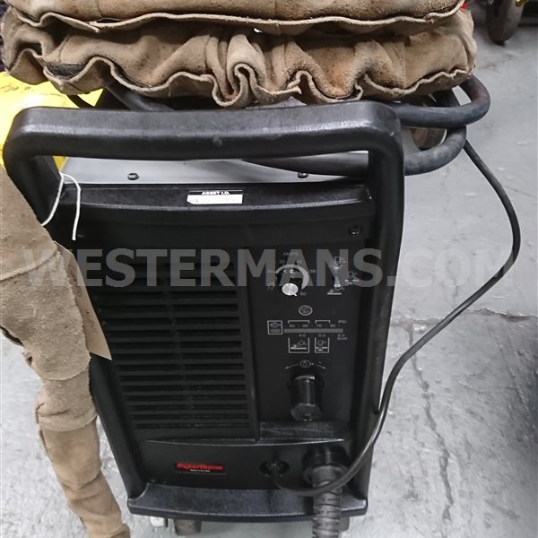 Hypertherm Powermax 1000 Plasma Cutting Power Source complete with hand torch.