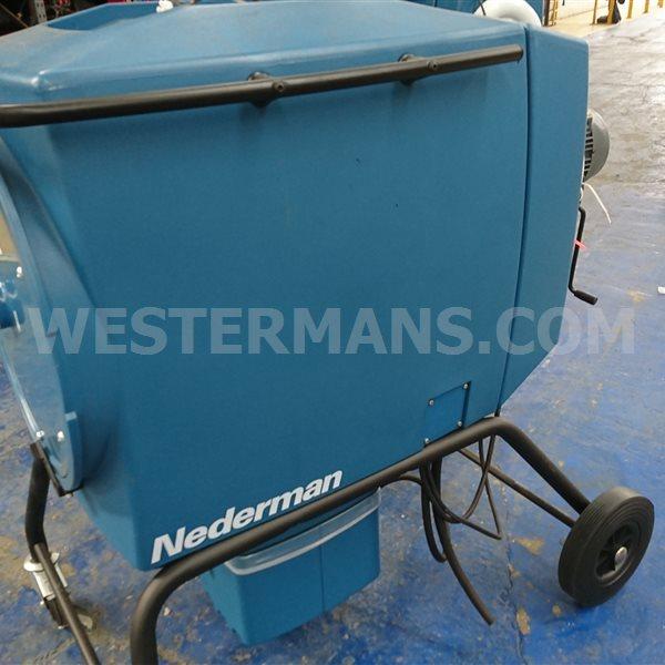 Nederman M12 110/240V Filterbox Fume Extractor - Original Extraction Arm, 3m UNUSED
