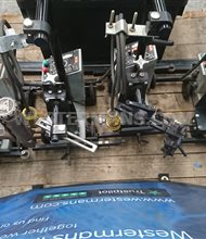 Gullco Moggy Straight Line Seam Welding Tractor