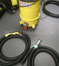 SifVac Industrial High Vacuum Extraction System