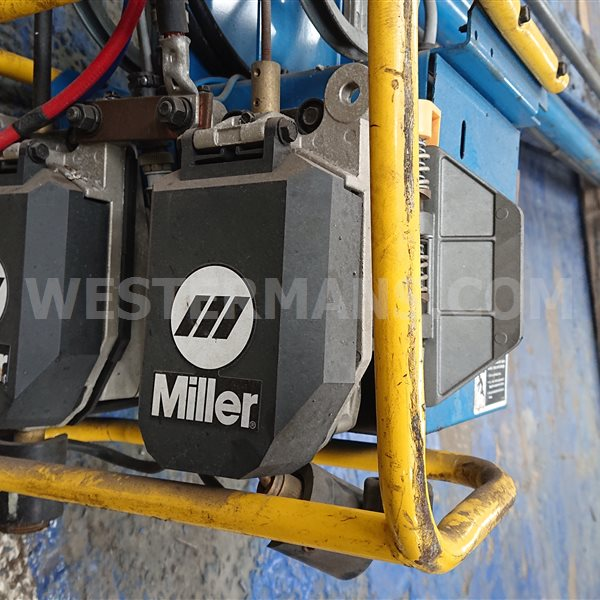 Miller Dual Feed