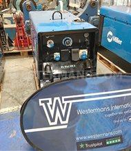 Miller Big Blue 400x cx cc/cv Diesel Welder Generator with FREE Miller feed unit