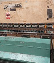 Promecam RG75 ton with light guards