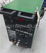 Migatronic MTE 220 ACDC Squarewave TIG welder