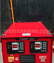 Nelson Nelweld Model 6000 Drawn Arc Stud Welder - Maximum Shear Studs 25mm