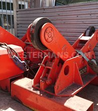 Bode Scissor powered and idlers  for pipe and vessel welding