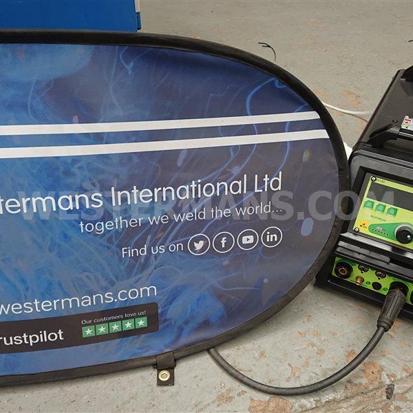 Multiwave 250 DC tig welder 3 phase