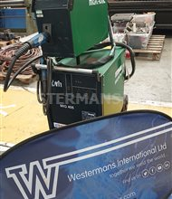 Migatronic 405 MIG Welder with separate wire feed