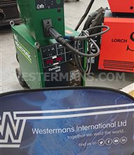 Migatronic DynaMig 355 MIG Welder with separate wire feed