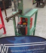 Tecna spot welder 12 kva  Pneumatic and water cooled